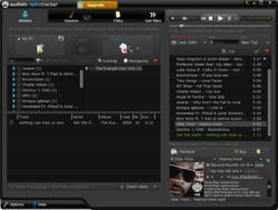 Audials RadioTracker screen2