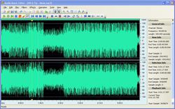 Audio Music Editor
