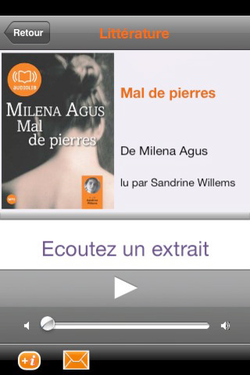 Audiolib iPhone 01