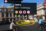 Augmented Reality logo pro