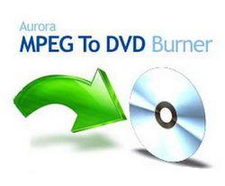Aurora MPEG To DVD Burner logo