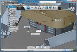 Autodesk 123D screen1