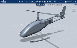 Autodesk 123D screen2