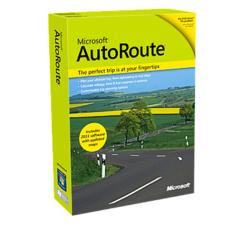 AutoRoute 2011 boite