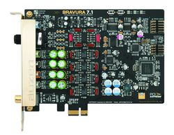 Auzentech Xfi bravura 7.1 dts