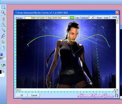 AvancePaint screen 2