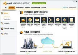 avast! Antivirus 8 screen2