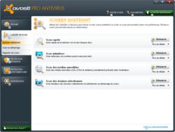 avast! Antivirus Pro 6 screen 2