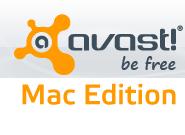 avast! Mac Edition logo