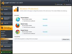 Avast! Pro antivirus 7 screen1