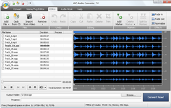 AVS  Audio Converter screen2