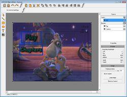 AVS DVD Menu Editor