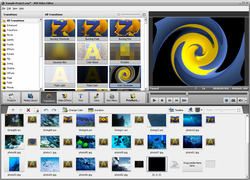 AVS Video Editor screen 1