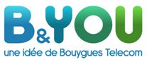 B and You logo