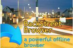 BackStreet Browser : télécharger tout un site pour l'utiliser hors connexion