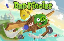Bad Piggies - logo