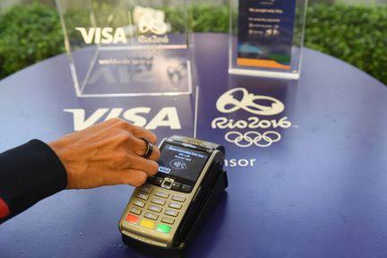 bague connectée Rio 2016