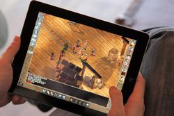 Baldur Gate Enhanced Edition iPad - 2