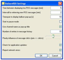 BalloonRSS screen2