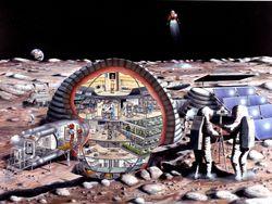 base lunaire 2