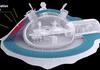 Colonie Lunaire : l'ESA dévoile ses modules d'habitation gonflables imprimés en 3D