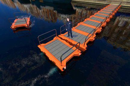 bateau autonome amsterdam 2