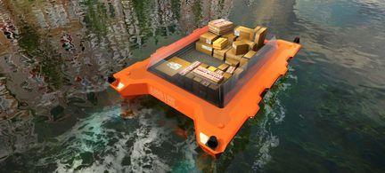 bateau autonome Amsterdam