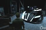 Batman : Arkham Asylum - batcave