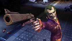 batman arkham asylum-Joker