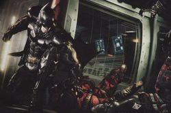 Batman Arkham Knight - 1