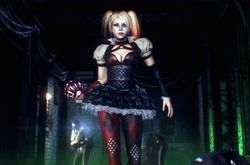 Batman Arkham Knight - Harley Quinn DLC