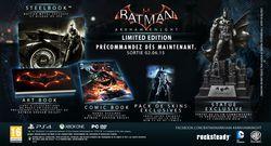 Batman Arkham Knight - Limited Edition
