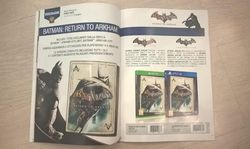 Batman Arkham Return