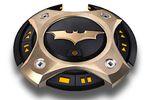 Batman Begins : personnaliser Windows Media Player sur le thème de Batman