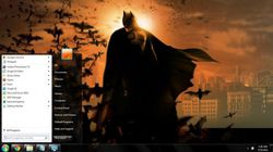 Batman The Dark Knight Rises screen1