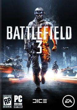 Battlefield 3 - Jaquette PC