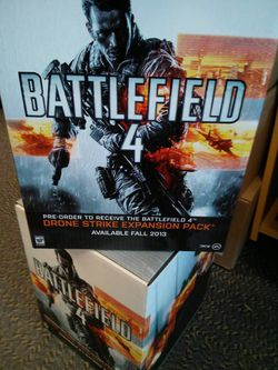 Battlefield 4 : Drone Strike - visuel