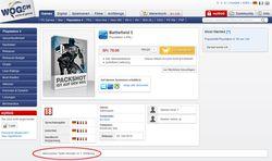Battlefield 5 - boutique en ligne