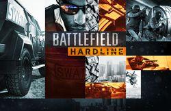 Battlefield Hardline - artwork