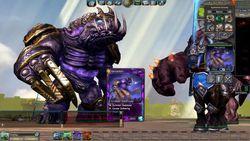 BattleForge screen 1