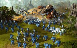 BattleForge screen 2