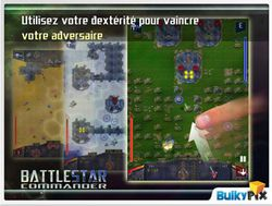 BattleStar Commander iPad 01