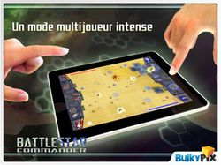 BattleStar Commander iPad 02