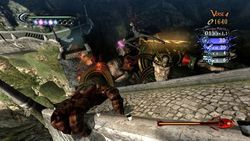 Bayonetta - démo PS3 - 3