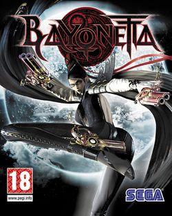 Bayonetta - pochette