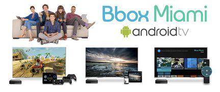 Bbox Miami Android TV