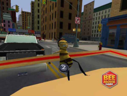 Bee Movie Game screen 1