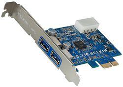 Belkin USB3 carte PCIe