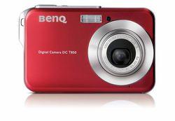 BenQ DC T850 rouge 1