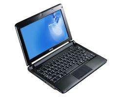 BenQ Joybook Lite U102 gauche